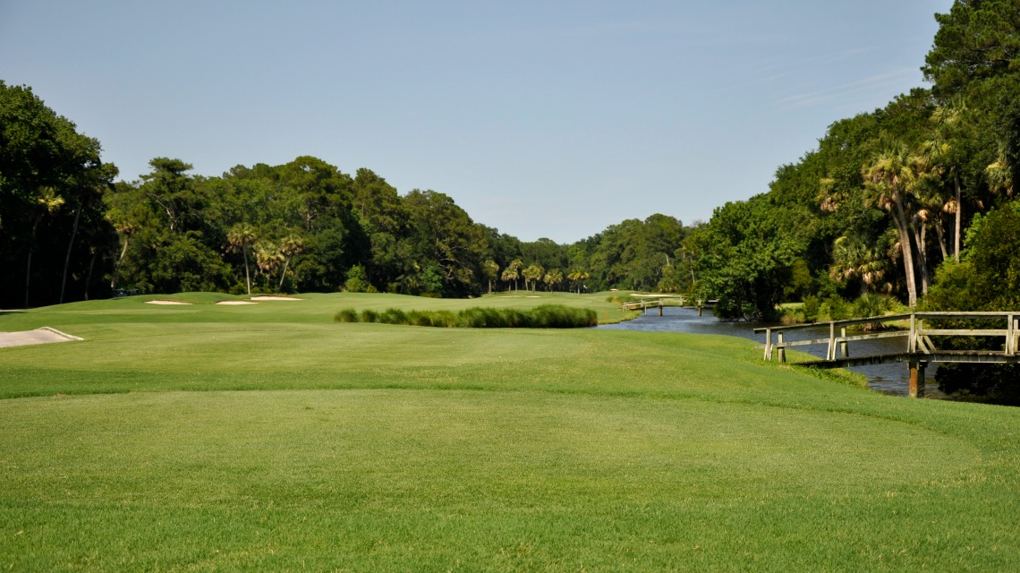 Golf in Bluffton SC