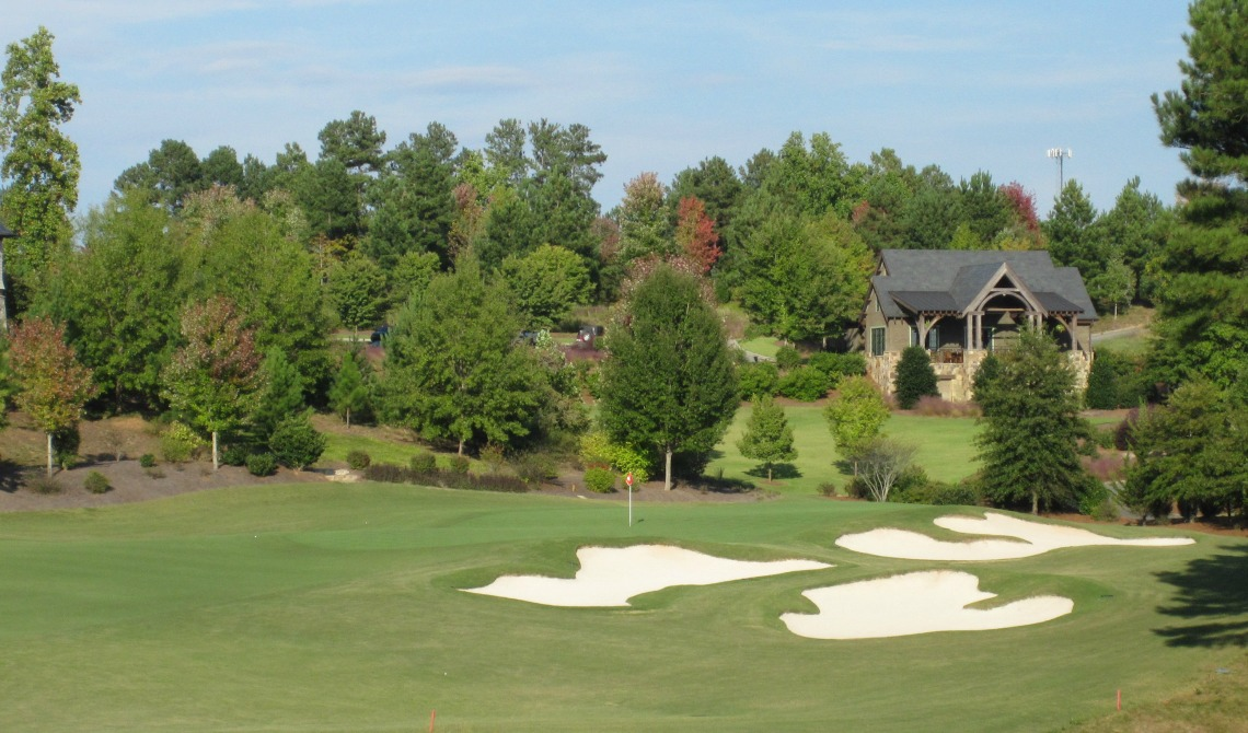 Golf in Keowee Springs