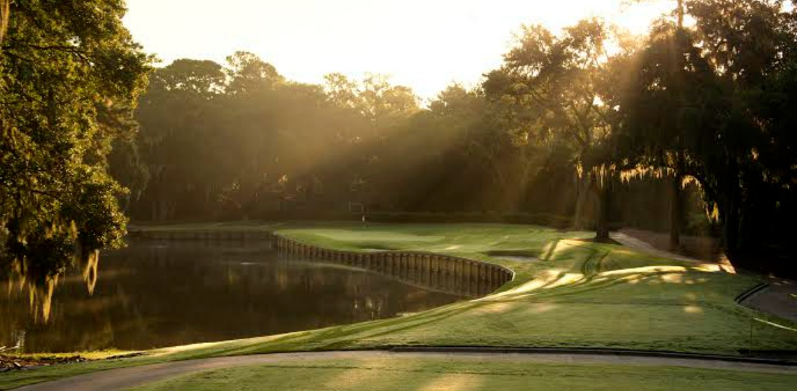 Retire in Hilton Head - Golf