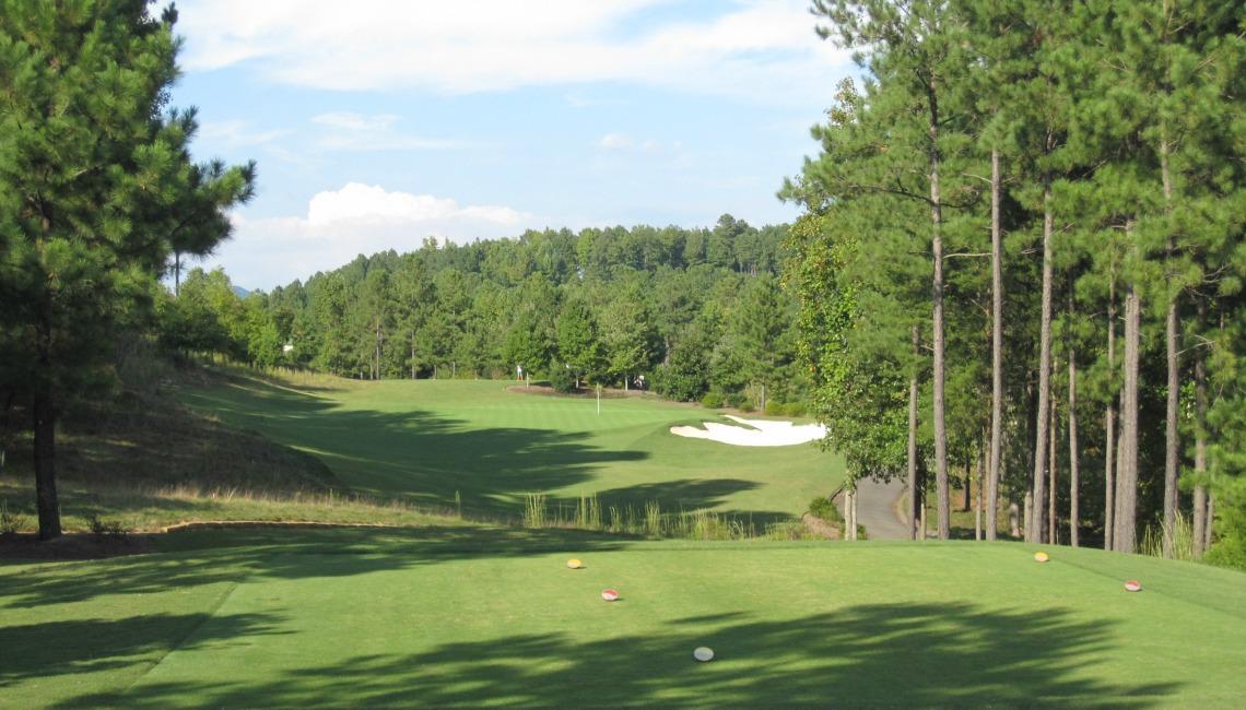 Golf in Greenville SC