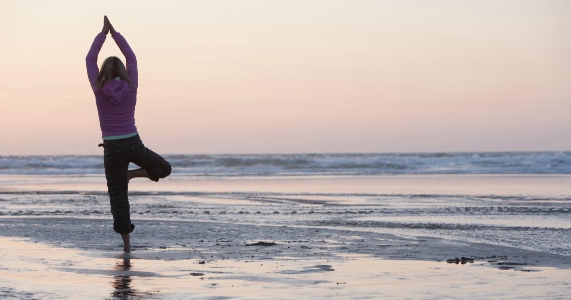 active retirement in Savannah - yoga
