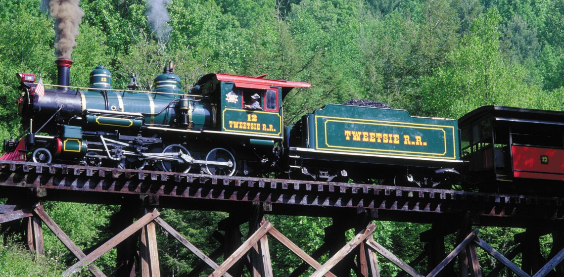 Living in Blowing Rock - Tweetsie RailRoad